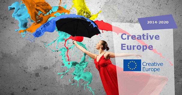Programas Europeos Europa Creativa' y 'Europa con los Ciudadanos'